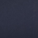 French Terry / Stretch Sweat Fabric, Navy Blue Brushed Back