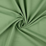 French Terry Fabric, Sage Green Loop Back