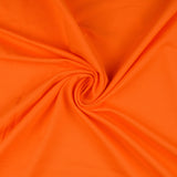 French Terry Fabric, Orange Loop Back