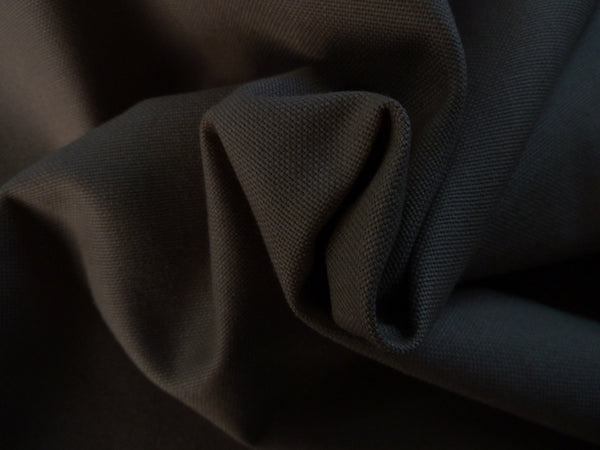 Plain Black Canvas Fabric, 100% Cotton, For Soft Furnishing, Craft & Dressmaking - Bob Bob Bobbin - All Things Fabric