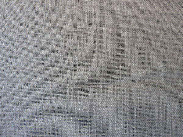 Washed Linen Fabric, 100% Linen - Grey - Bob Bob Bobbin - All Things Fabric