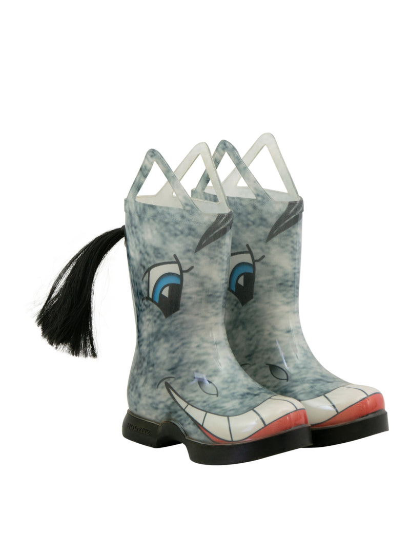 Dapple Grey Horse