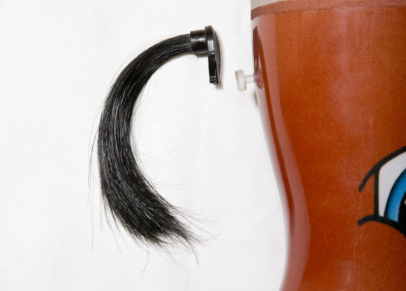 Brown Detachable Tail