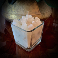 Ivory Soy Scented Candle (Mae's Bouquet)