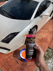 THICK SUDS WASH & WAX SOAP - Legendary Car Care