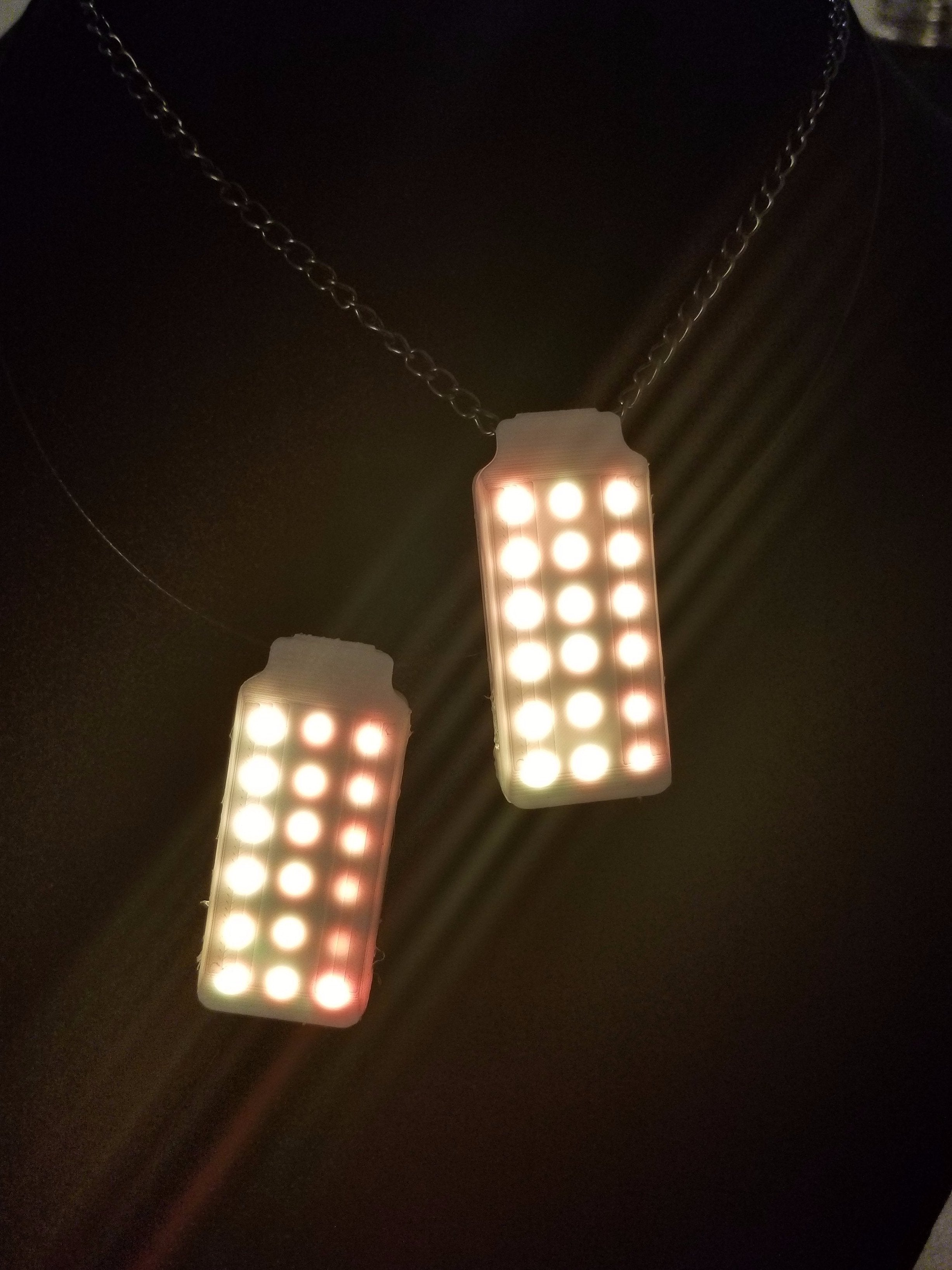 Dr0p LED Pendant Couples Package - ZenScape