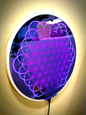 Eclipse [ Flower of Life ] - ZenScape