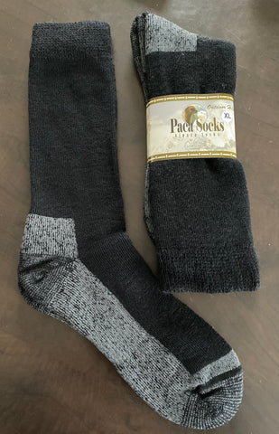 Two Pack 'Paca Socks - Green Gable Alpacas