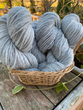 Morning Mist - Custom blended alpaca yarn