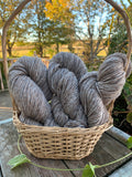 Cinnamon Sugar - Custom blended alpaca yarn