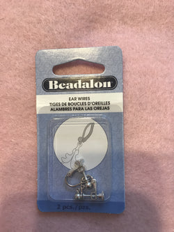 Beadalon Ear Clips