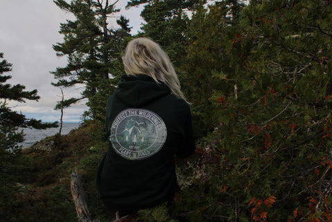 Protect The Wilderness Hoodie