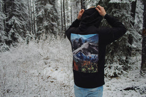Back Country Terry Hoodie
