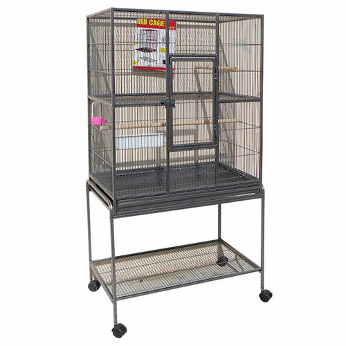 Square Bird cage 30x18x35 inches