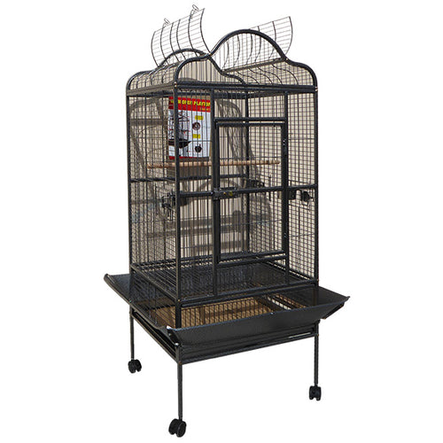 Bird Cage 24x22x47 Top Gates