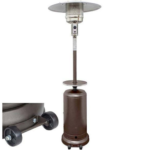 Propane Patio Heater with Wheels
