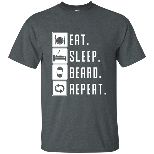 Eat. Sleep. Beard