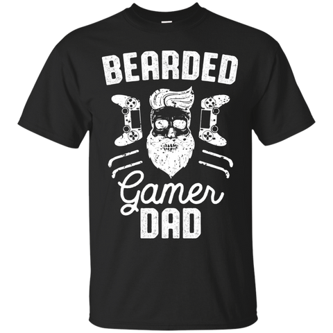 Bearded Gamer Dad - Light