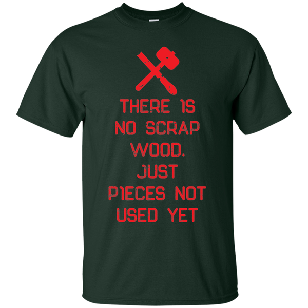There Is No Scrap Wood