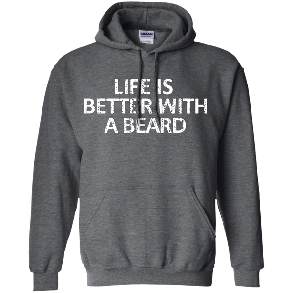 Life Is Better With A Beard