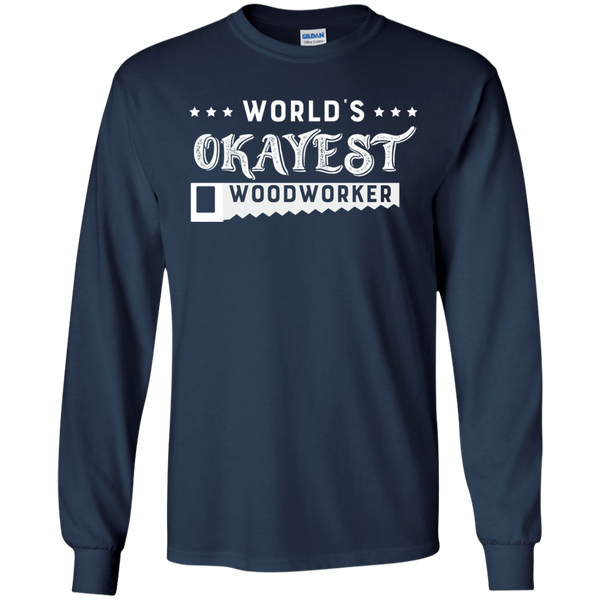 World's Okayest Woodworker