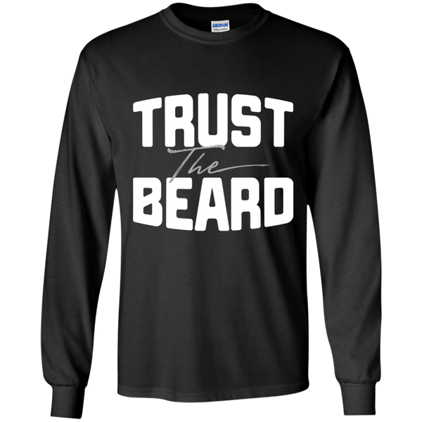 Trust The Beard - Dark