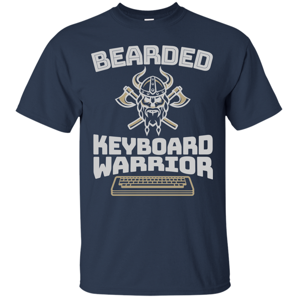 Bearded Keyboard Warrior
