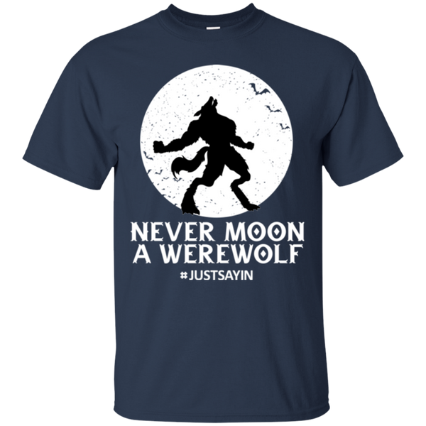 Never Moon A Werewolf