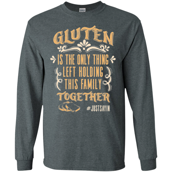 Gluten Holds This Family Together
