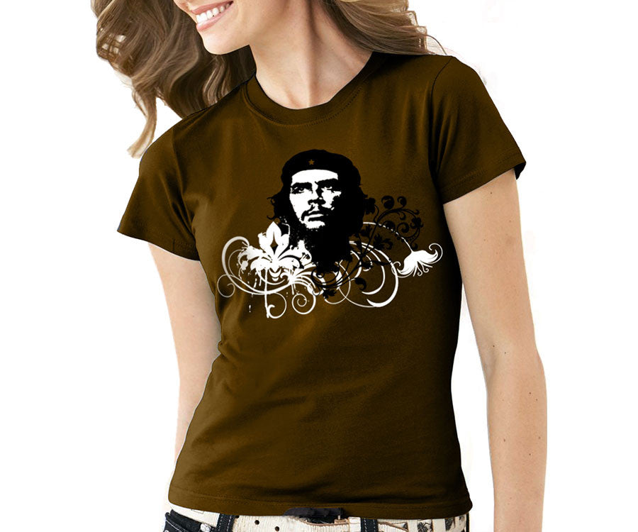 8147729273a Women s Che Guevara short sleeve