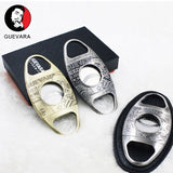 Che Guevara Cigar Cutter Stainless Steel Guillotine Double Cut with Gift Box - Free Shipping