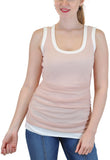 STRETCHED RUCHED TANK