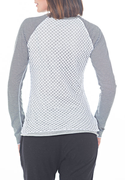 BASEBALL TEE - PTJ TREND: Women's Designer Clothing