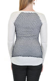 LONG SLEEVE BASEBALL TEE