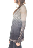 SO 70'S TIE DYE FISHNET SWEATER - PTJ TREND: Women's Designer Clothing