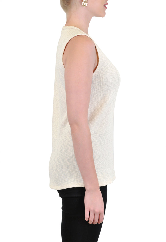 COTTON SLUB TANK