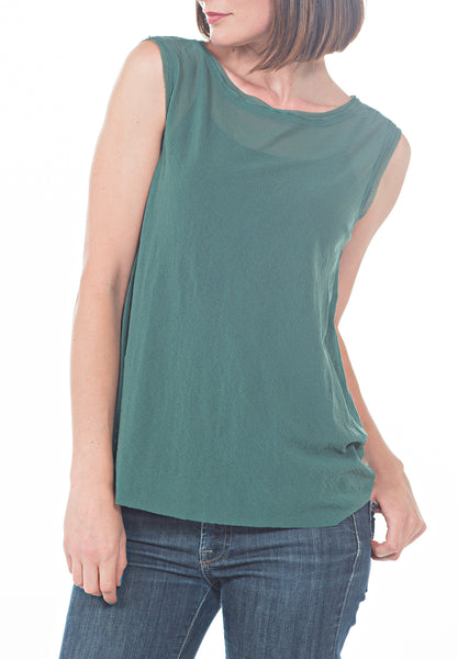 MESH TOP - PTJ TREND: Women's Designer Clothing