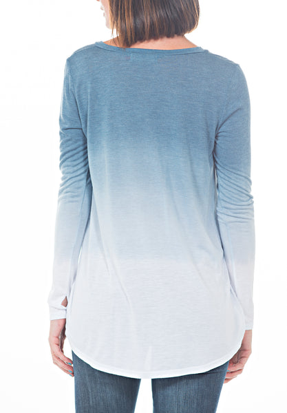 OMBRE LIGHT TEE - PTJ TREND: Women's Designer Clothing