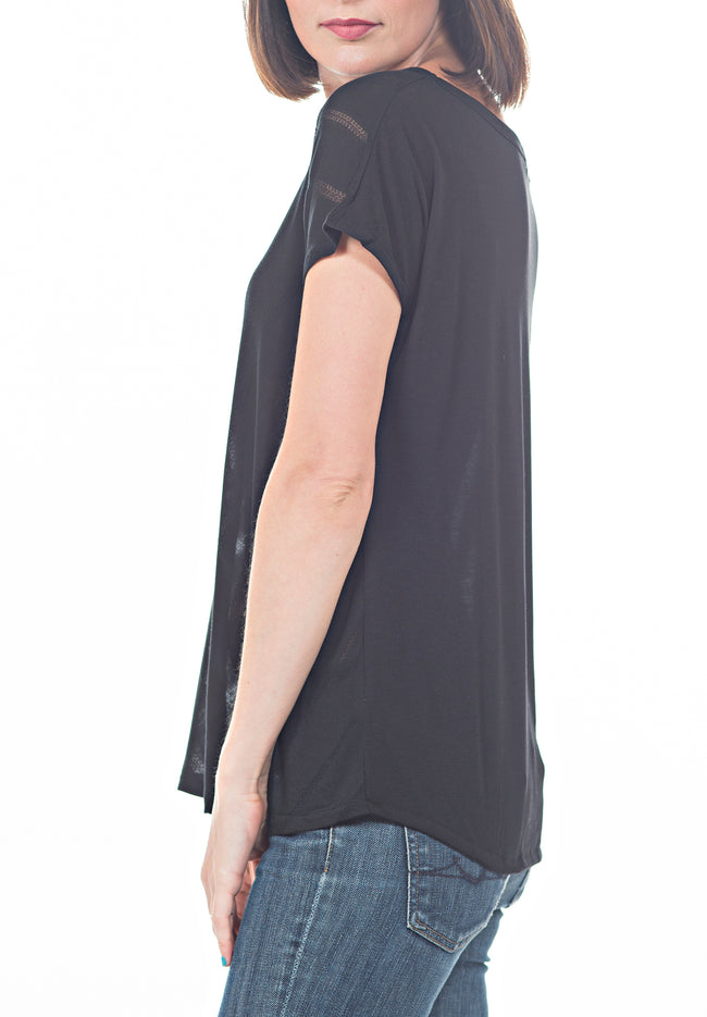 BASIC TEE - PTJ TREND: Women's Designer Clothing