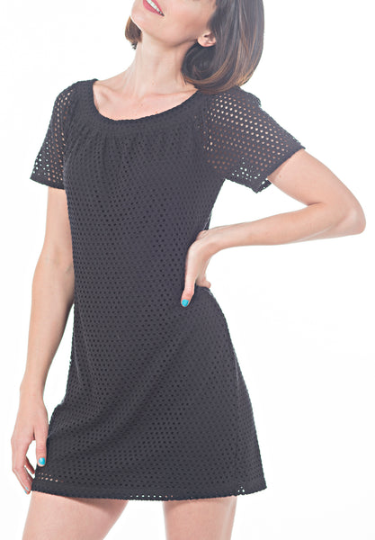 SHORT DRESS - PTJ TREND: Women's Designer Clothing