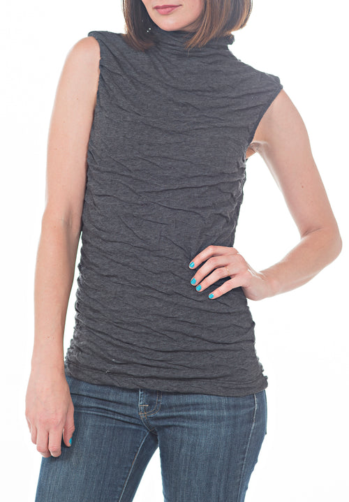 SLVLESS TANK - PTJ TREND: Women's Designer Clothing