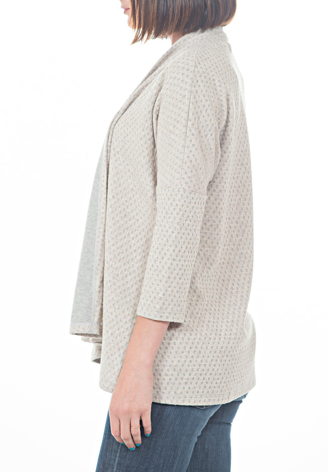 QUARTER SLV CARDIGAN - PTJ TREND: Women's Designer Clothing