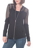 ZIP UP LIGHT JACKET - PTJ TREND: Women's Designer Clothing