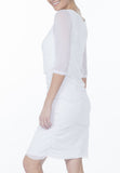 MY LITTLE WHITE DRESS - PTJ TREND: Women's Designer Clothing