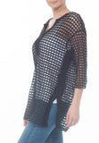 CROCHET TUNIC - PTJ TREND: Women's Designer Clothing
