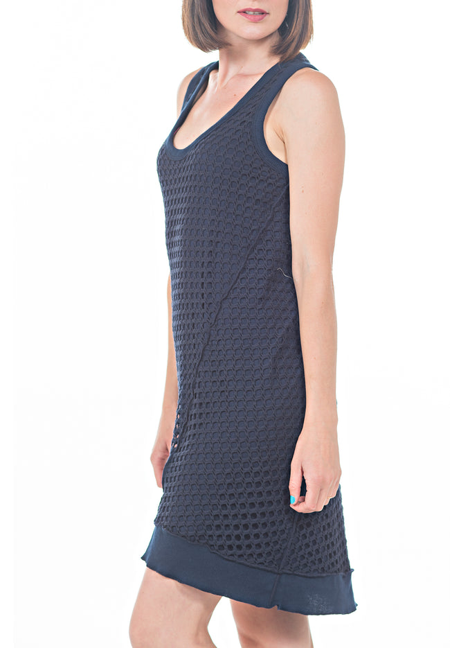 SLVLESS DRESS - PTJ TREND: Women's Designer Clothing