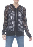 CROCHET JACKET - PTJ TREND: Women's Designer Clothing