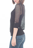 CROCHET SWEATSHIRT