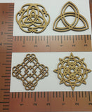 Size of Celtic Ornaments