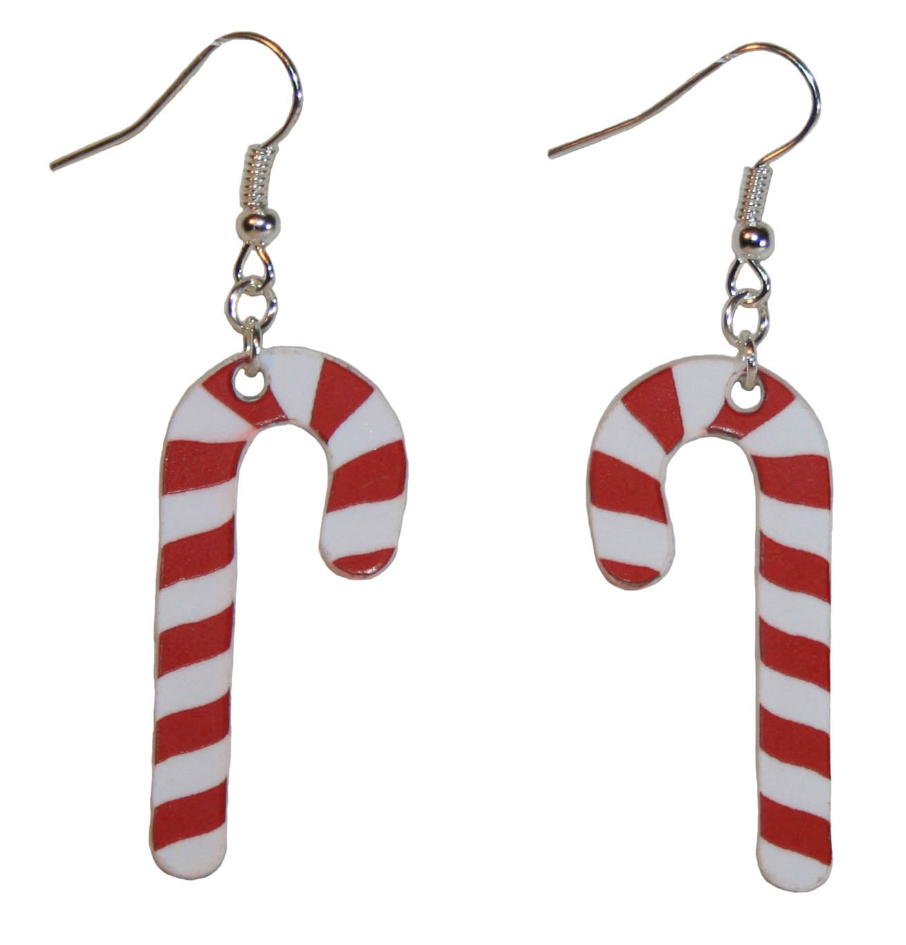 Candy Canes Earrings